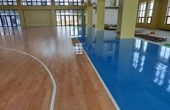 连云港消防队篮球场