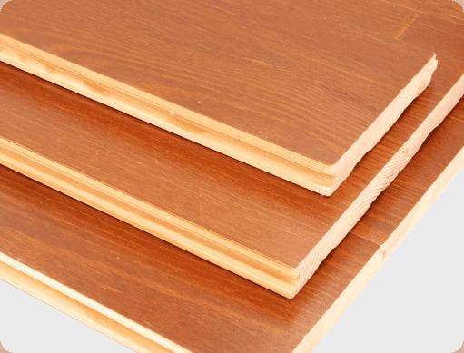 欧氏地板松木面板