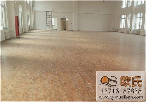 体育场馆运动专业实木地板从厂家采购的优势